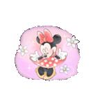 ミニーマウス(かわいく敬語)(個別スタンプ:02)