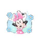 ミニーマウス(かわいく敬語)(個別スタンプ:04)
