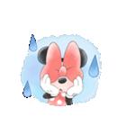 ミニーマウス(かわいく敬語)(個別スタンプ:10)