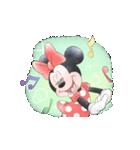ミニーマウス(かわいく敬語)(個別スタンプ:12)