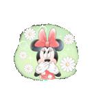 ミニーマウス(かわいく敬語)(個別スタンプ:13)
