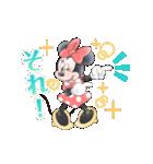 ミニーマウス(かわいく敬語)(個別スタンプ:14)