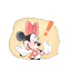 ミニーマウス(かわいく敬語)(個別スタンプ:19)