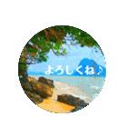 palawan el nido2♡(日本語)(個別スタンプ:12)