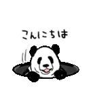 てきとーパンダ9(個別スタンプ:04)