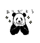 てきとーパンダ9(個別スタンプ:09)