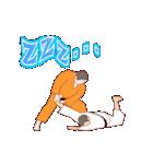 少林寺拳法 MV(個別スタンプ:08)