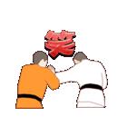 少林寺拳法 MV(個別スタンプ:15)