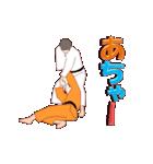 少林寺拳法 MV(個別スタンプ:17)