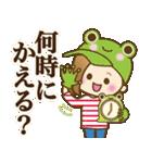 大人女子の日常【ダジャレ/死語】(個別スタンプ:31)