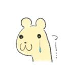 涙を流す動物(個別スタンプ:02)