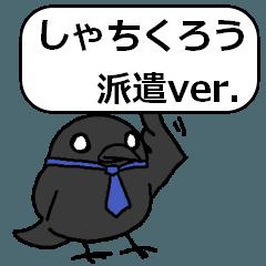 しゃちくろう(派遣ver.)