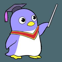 ペンギン先生