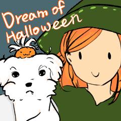 レディパンプキンはハロウィンの夢を見るか
