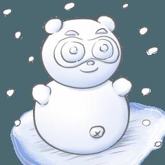 たぬ金ちゃん(Xmas&お正月バージョン)