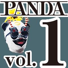 フェスで見かけるパンダな人 vol.01