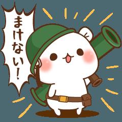 ゲスくまVS毒舌あざらし☆ゲスくまサイド3