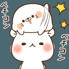 ゲスくまVS毒舌あざらし☆あざらしサイド3