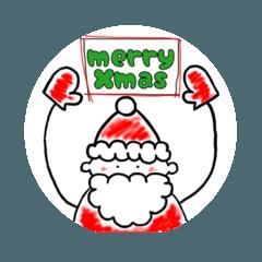 へたっぴクリスマス
