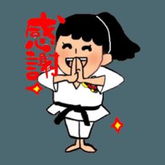 少林寺拳法 (頑張れ娘ver.)