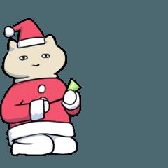 ねこかむり(冬)