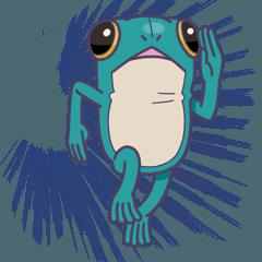 動き出す!カエルの讃歌 ACT1