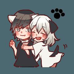 けもみみちゃん(犬・猫)
