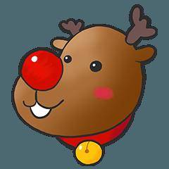 クリスマスルドルフ