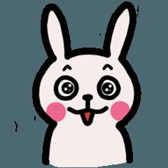 不眠ウサギ 1