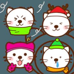 ねこちゃん !! (冬)