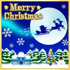 ▷冬輝くクリスマス☆年末年始☆日常語