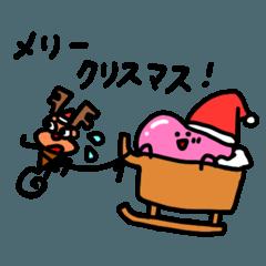 おしりんとオレンジソフトくん4 冬!