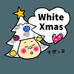 Xmasの頃に使える*クリスマス子