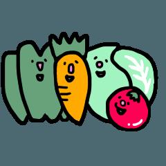 緑黄色野菜クラブ