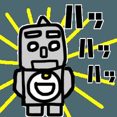 スーパーロボット ナナ