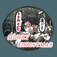 別世界の窓からクマ 〜冬編〜