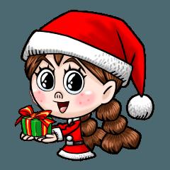 彼女の名前は、森邦子6【クリスマス編】