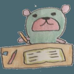 クマっ子3勉強編