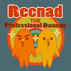 ダンサーのレクナド 講師篇