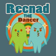 ダンサーのレクナド 生徒篇