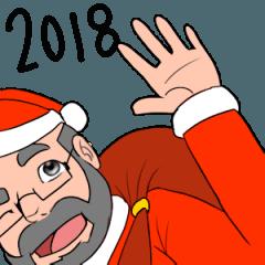 ミスター.サンタ!(2018)