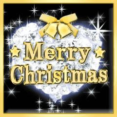 ▷光輝くクリスマス☆年末年始☆日常語