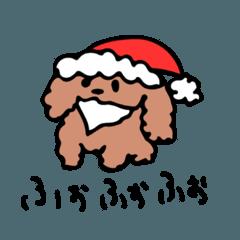 もこもこさん(クリスマス/冬ver.)
