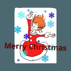 アオチャンのクリスマスマジック