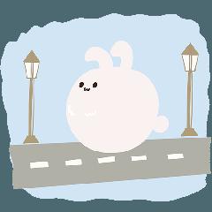 スノーウサギ