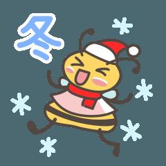 はちみつペコ(冬)