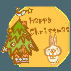 幸せなクリスマス(* ´ ꒳ ` *)