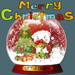 メンキュウと彼の友達ークリスマス&水晶玉