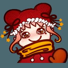 スターパインパイン:冬のスペシャル