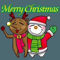 皆でメリークリスマス!(オールスター ver)